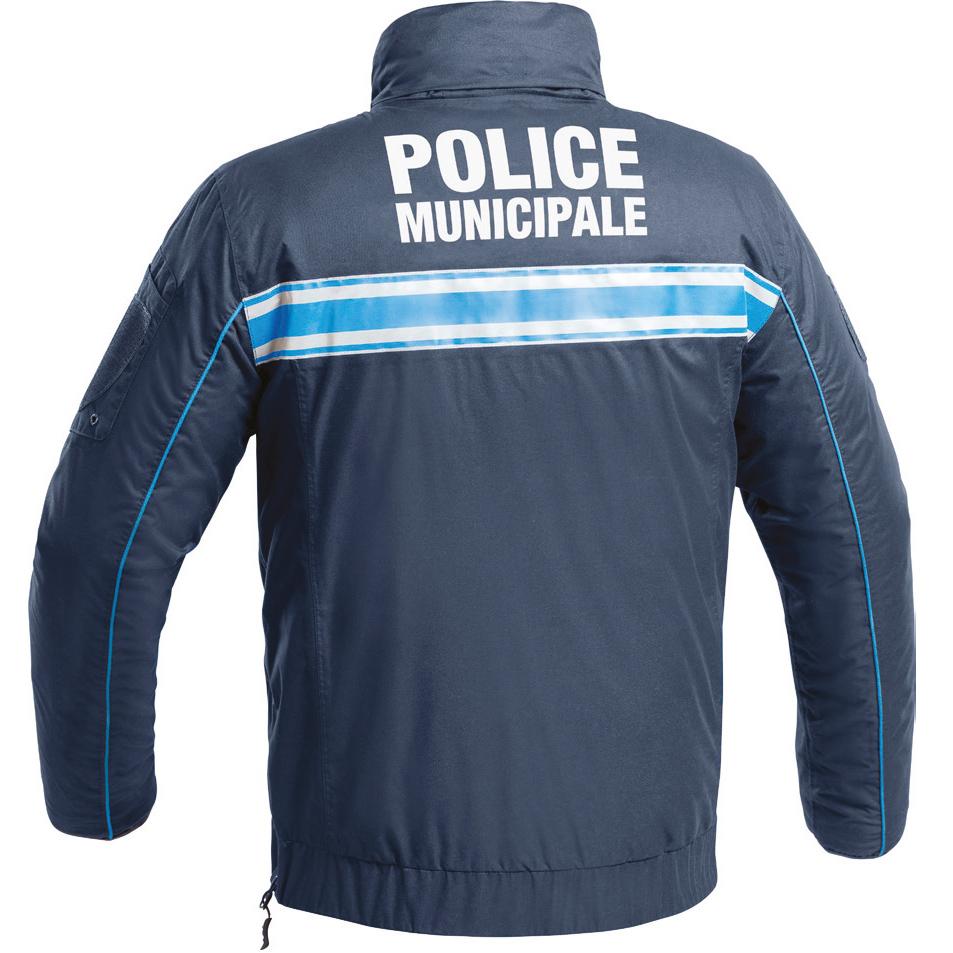 vêtements professionnels police