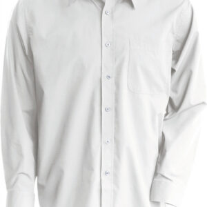 Chemise blanche manches longues Kariban