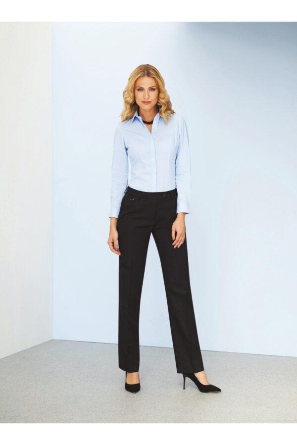 Pantalon de costume femme
