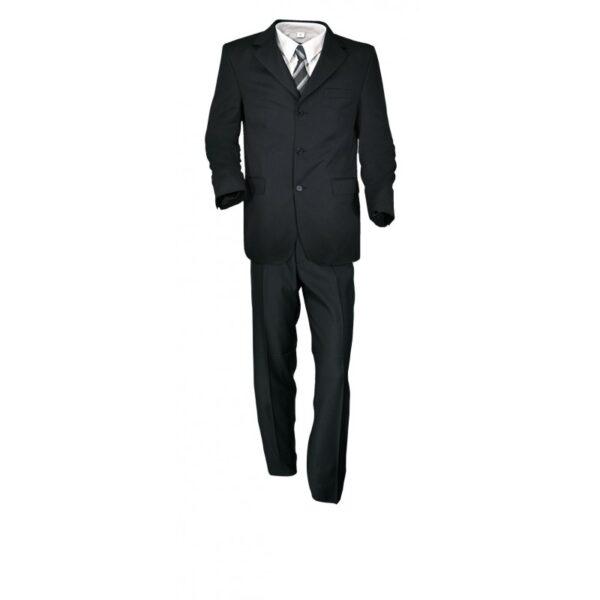 Costume agent de sécurité noir